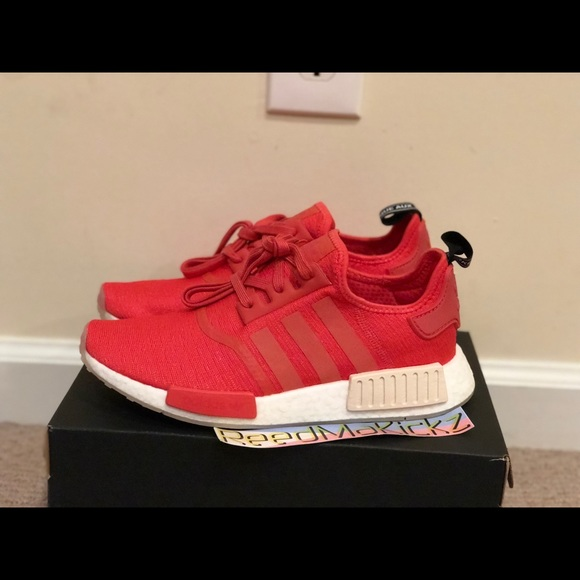 reedmakickz - Adidas NMD Primeknit OG White Mens sizes